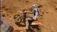 Off - Road Dirt Bike Moto Fury Red Bull Hare