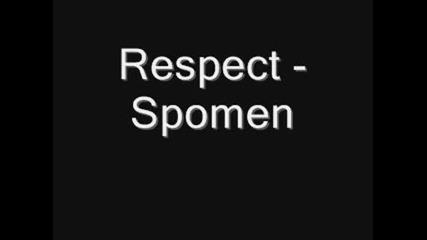 Respect - Spomen