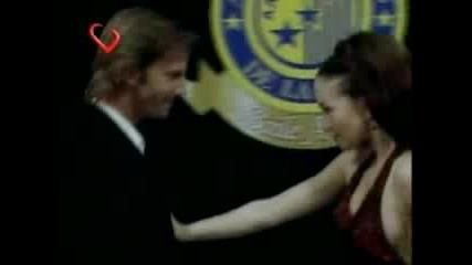 Най - сладката двойка - Наталия Орейро и Факундо Арана - Дивият ангел и Ти си моят живот [*]