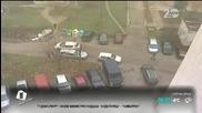 """""""Пълен абсурд"""": Недовършен ремонт превърна паркинг в улица"""