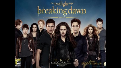 Breaking Dawn Part 2 Soundtrack - Reeve Carney - New For You (2012)