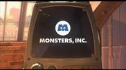 1/4 Таласъми Оод - Бг аудио * 2001г. * добро качество )) Pixar