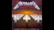 Metallica - Master Of Puppets With Lyrics