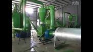 Vietnam 1t/h Wood Pellet Production Line