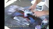 Spray Art - 1