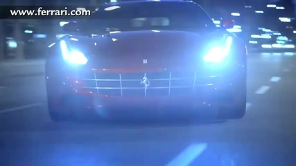 Ferrari F F ( Реклама )