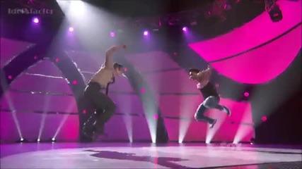 Sytycd - Sasha & Alexander - Hip Hop