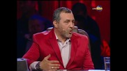 Dancing Stars - Дарин Ангелов и Ани джайв (18.03.2014г.)