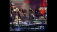 Music Idol 2: Рок Концерт – Шанел Еркин 05.05.2008 (GOOD QUALITY)