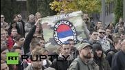 Serbia: Hundreds protest Kosovo's UNESCO application in Belgrade