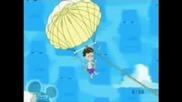 Phineas and Ferb - Backyard Beach Bulgarian Zad Vkashti Plazh -