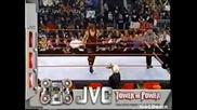 Aaron Stevens vs. Raven - Wwe Heat 24.11.2002