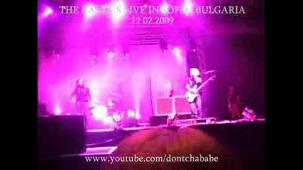 The Rasmus - Rakkauslaulu (в София) 12.02.2009