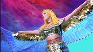 Страхотна! Бг Превод!!! Katy Perry ft. Juicy J. - Dark Horse ( Official Music Video ) 2014