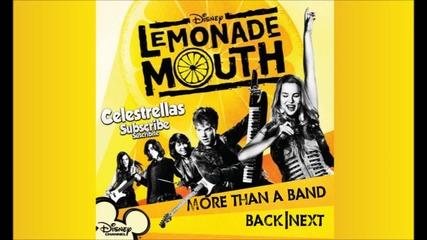 Lemonade Mouth - More than a band