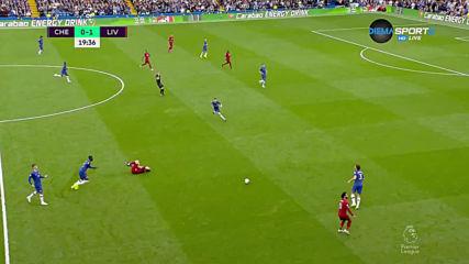 Липсата на синхрон в дефанзивния блок на Челси