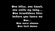 Morandi - I belong to you with Lyrics