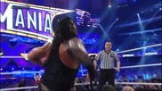 Wrestlemania30 Thesheld Vs Kane and Thenewage outlos