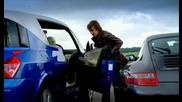 Renault Срещу Evo X, Пълна Простотия - Top Gear Част 1