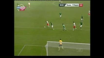 Байерн с поредна победа в Германия – 2:0 над Вердер