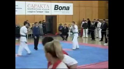 Shinkyokushin Stefan Lotarov 21.02.2010 Sevlievo