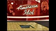 The Simpsons Се Бъзикат С American Idol