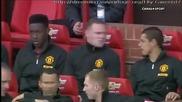Ван Перси откри головата си сметка за Юнайтед при победата над Фулъм с 3 на 2