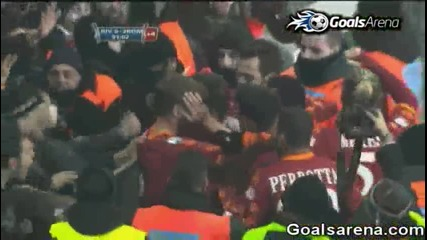 Ювентус 0 - 2 Рома [27.01.2011] ( Всички голове )