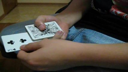 Card Trick Wheel Change