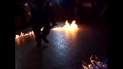 Автентичен гръцки фолклор по Великден, Гърция - о. Тасос