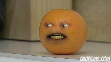 Досадния портокал Тиква!