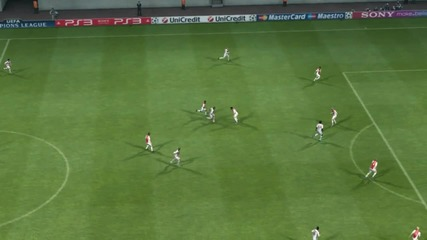 Pro evolution soccer 2012 Pes 2012 Crazy Goals