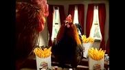 Приятели - Реклама На Burger King