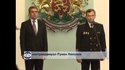 Повече финансов ресурс за модернизация на българската армия поиска президентът Росен Плевнелиев