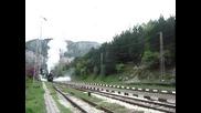 Заминаване от гара Лакатник