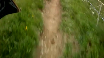 Downhill crash