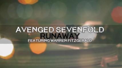 Avenged Sevenfold ft. Warren Fitzgerald - Runaway ( Official Video)