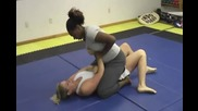 Tuff Women's Submission Grappling Jennifer vs Angel Novices First Look