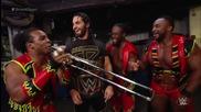 Seth Rollins Feel the power of positivity