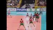 България - Сърбия Волейбол