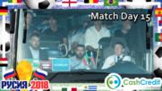 Анализи на последните мачове от Световното по футбол