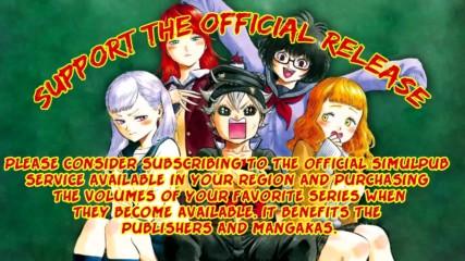 Black Clover Manga - 104 The Rose Maidens Melancholy