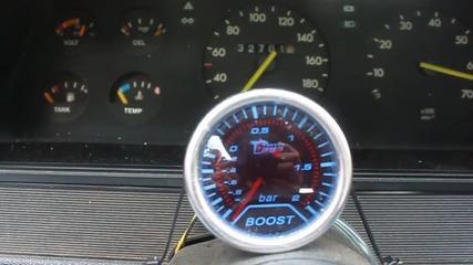 Opel Manta B 20se Turbo на вакум