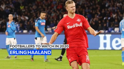 Meet the future of Norwegian football: Erling Haaland