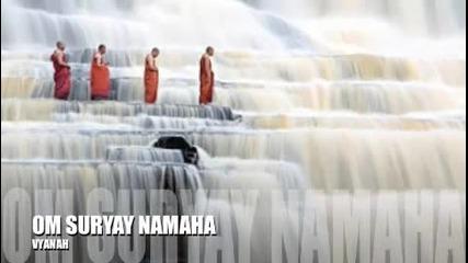 Mantra-om Suryay Namaha-vyanah