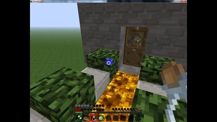 Minecraft-как да си направим отвара от вода