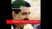 Ibrahim Tatlises - Allahim Neydi Gunahim - Youtube