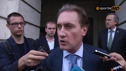 Домусчиев отново се извини на репортера от Бтв