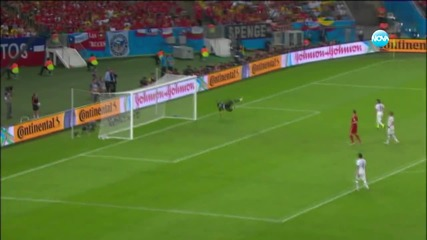 Испания загуби от Чили с 0:2
