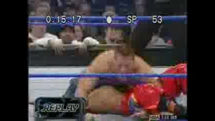 Кеч John Cena vs. Rey Mysterio